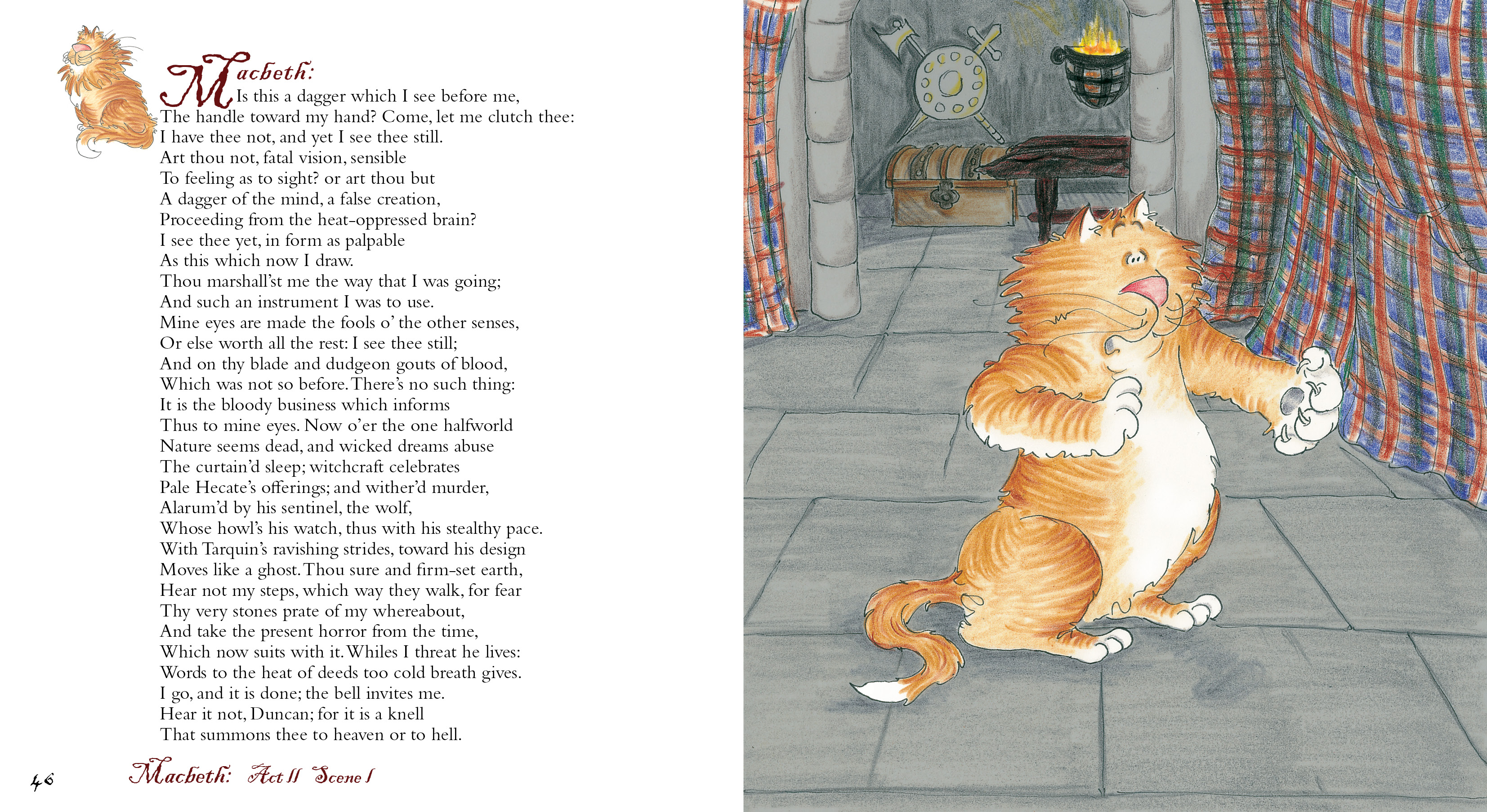 Cats' Tales from Shakespeare